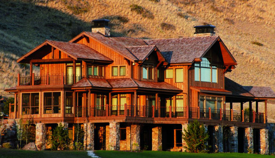 Vacation Lodge, Luxury Ranch Vacations: Three Forks, Montana